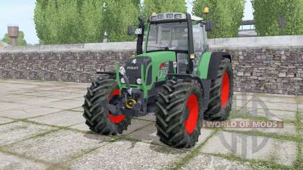 Fendt 716 Vario TMS Continental wheels for Farming Simulator 2017
