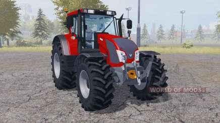 Valtra N163 double wheels for Farming Simulator 2013