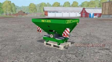 ZDT RM1-070 for Farming Simulator 2015