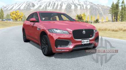 Jaguar F-Pace S 2016 for BeamNG Drive