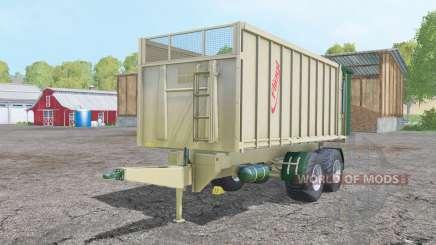 Fliᶒgl TMK 266 Bull Krone Edition for Farming Simulator 2015