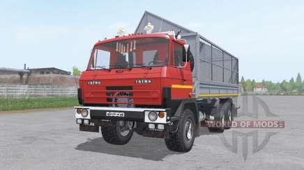 Tatra T815 replᶏcement body for Farming Simulator 2017