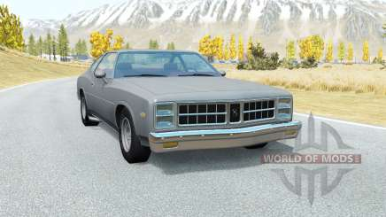 Bruckell Moonhawk 426 Hemi for BeamNG Drive