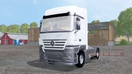 Mercedes-Benz Actros 1844 (MP2) 2003 for Farming Simulator 2015