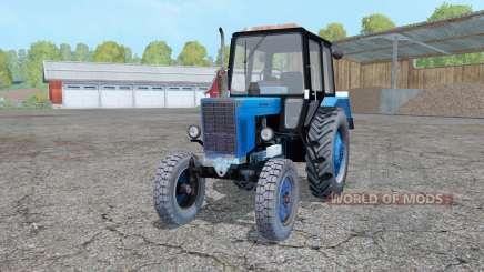 MTZ 80 Беларуƈ for Farming Simulator 2015