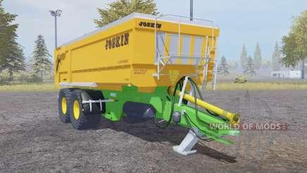 Joskin Trans-Spᶏce 7000-23 for Farming Simulator 2013