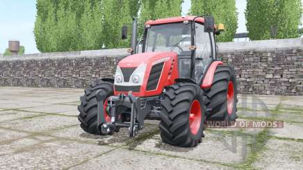 Zetor Major 80 Increased wheels for Farming Simulator 2017