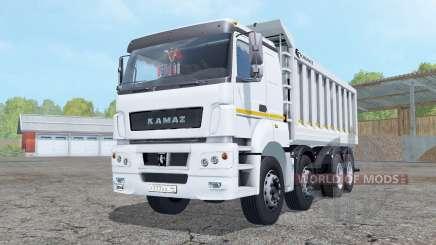 KamAZ 65201 for Farming Simulator 2015