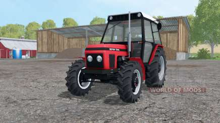 Zetor 7245 1985 for Farming Simulator 2015