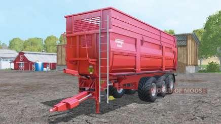 Krampe BBS 900 increased load capacity for Farming Simulator 2015