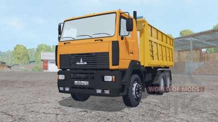 MAZ 650136-420-001 for Farming Simulator 2015