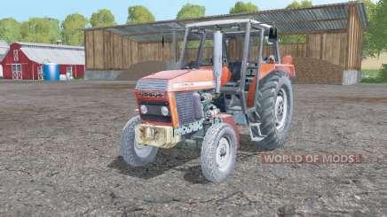 Ursus 1012 front loader for Farming Simulator 2015