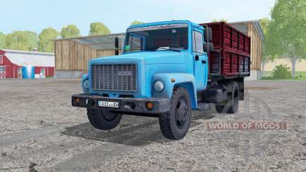 GAZ SAZ 3507-01 for Farming Simulator 2015