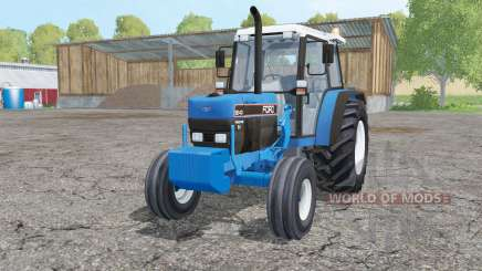 Ford 6640 loader mounting for Farming Simulator 2015