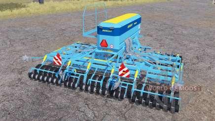 Farmet Excelent 6 Premium for Farming Simulator 2013