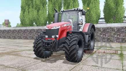 Massey Ferguson 8727 animated element for Farming Simulator 2017