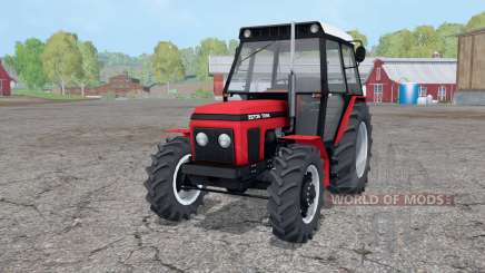 Zetor 7245 animated element for Farming Simulator 2015
