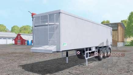Kroger Agrꝍliner SRB3-35 for Farming Simulator 2015