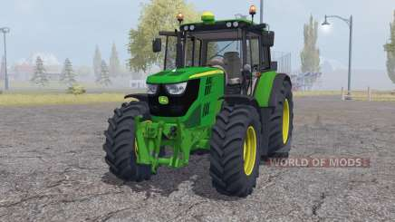 John Deere 6115M for Farming Simulator 2013