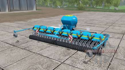 Lemken Azurit H v2.6 for Farming Simulator 2017