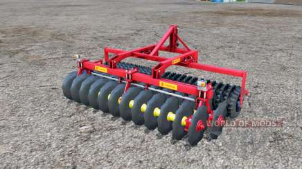 Brix TwinnPack for Farming Simulator 2015