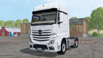 Mercedes-Benz Actros BigSpace (MP4) for Farming Simulator 2015