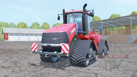 Case IH Steiger 620 Quadtrac change direction for Farming Simulator 2015