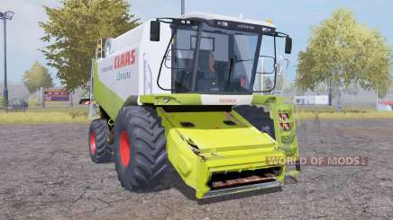 Claas Lexion 540 with header for Farming Simulator 2013