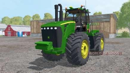 John Deere 9630 triple wheels for Farming Simulator 2015