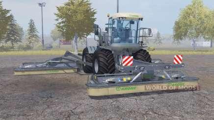 Krone BiG M 500 black for Farming Simulator 2013