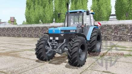 New Holland 8340 More Realistic for Farming Simulator 2017