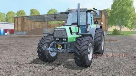 Deutz-Fahr AgroStᶏr 6.61 for Farming Simulator 2015