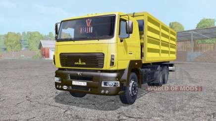 MAZ 6501A8-325-000 for Farming Simulator 2015