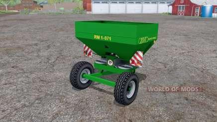 ZDT RM1-071 for Farming Simulator 2015