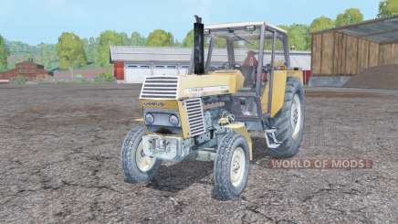 Ursus 1212 front loader for Farming Simulator 2015