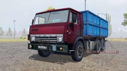 KamAZ 5320 with a trailer GKB 8350 for Farming Simulator 2013