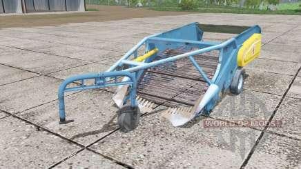 Agromet Z-609-2 for Farming Simulator 2017