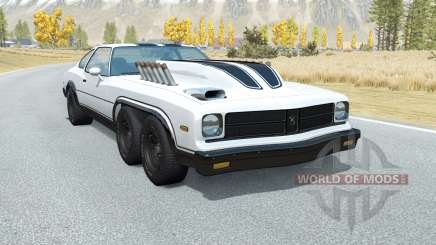 Bruckell Moonhawk Firehawk V12 v1.2.1 for BeamNG Drive