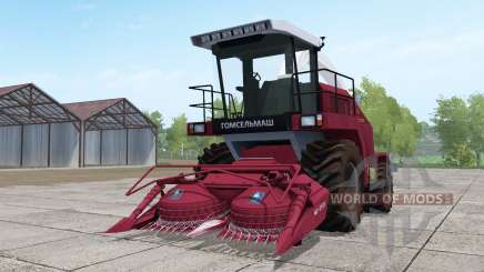 Palesse fs80 is a header for Farming Simulator 2017