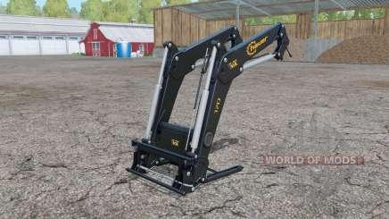 Hauer VX 170 for Farming Simulator 2015