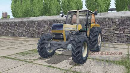 Ursus 1604 wheels selection for Farming Simulator 2017
