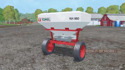 Yomel RDA 850 for Farming Simulator 2015