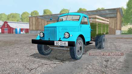 GAZ 51A 1959 for Farming Simulator 2015
