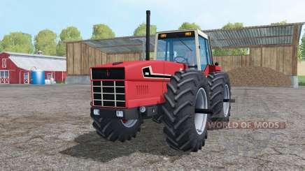 International 3588 double wheels for Farming Simulator 2015