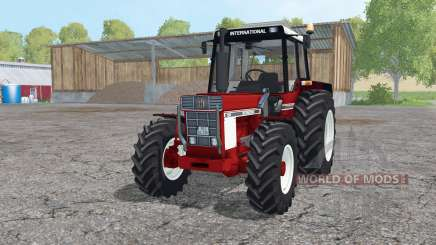 International 1246 loader mounting for Farming Simulator 2015
