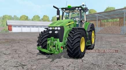 John Deere 7930 wheels weightᶊ for Farming Simulator 2015