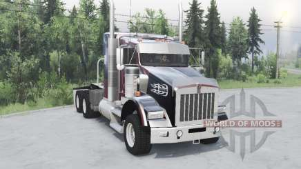 Kenworth T800 for Spin Tires