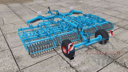 Lemken Kompaktor K600 A GAM v2.5.6 for Farming Simulator 2017