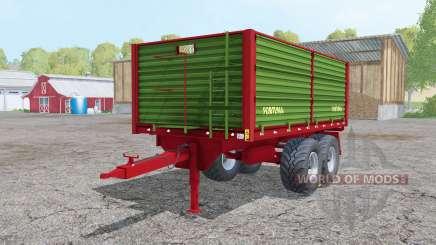 Fortunᶏ FTD 150 for Farming Simulator 2015