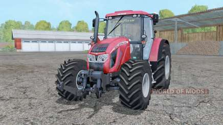 Zetor Forterra 150 HD animated element for Farming Simulator 2015